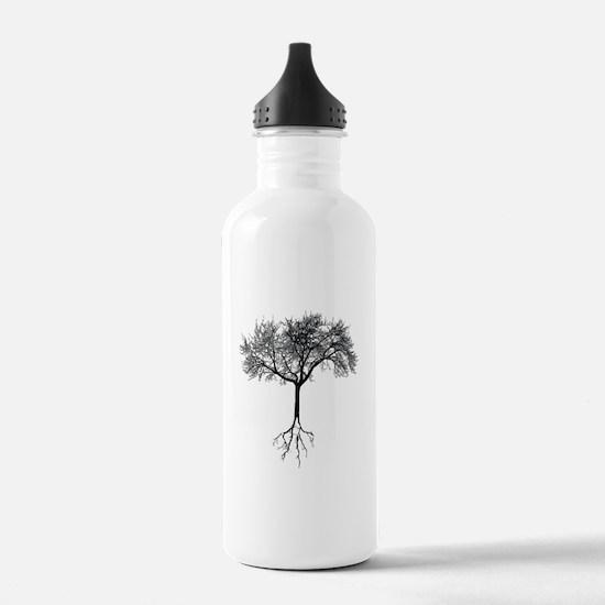 Funny Fashion art Water Bottle