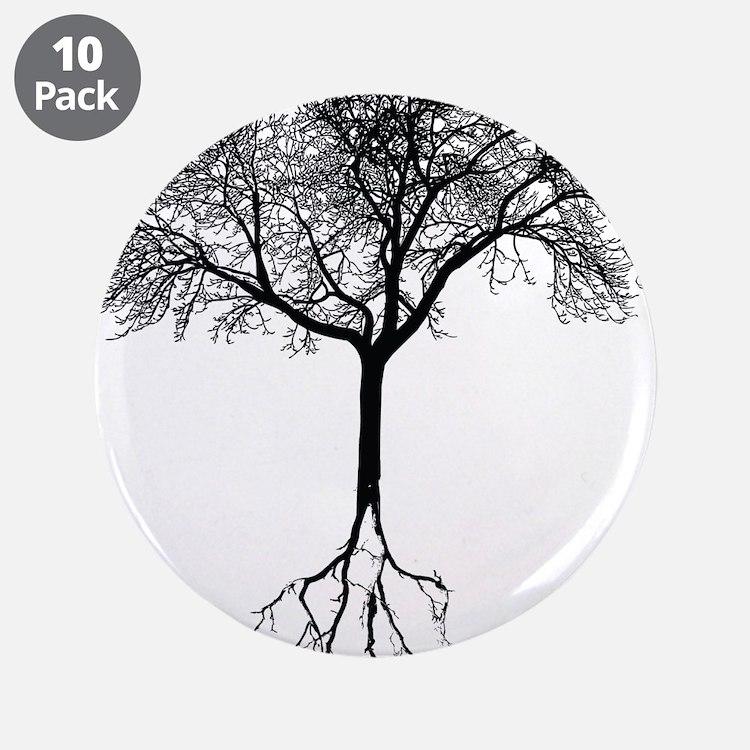 """Cute Artistic 3.5"""" Button (10 pack)"""