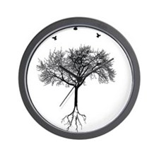 Cute Artistic Wall Clock