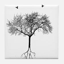 Unique Artistic Tile Coaster