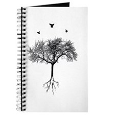 Cute Tree Journal