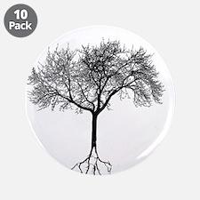 """Unique Artistic 3.5"""" Button (10 pack)"""