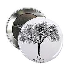 """Unique Tree 2.25"""" Button"""
