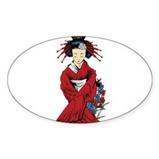 Cute Womans Decal