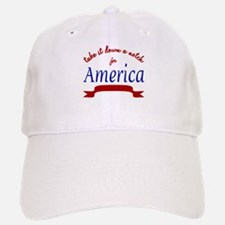 Patriot - Baseball Baseball Cap