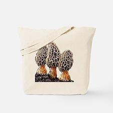 Morel Dreams Tote Bag