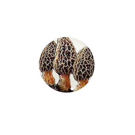 Morel Dreams Mini Button (100 pack)