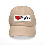 I Love Physics Cap