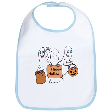 Ghost Message Bib