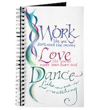 Work Love Dance Journal