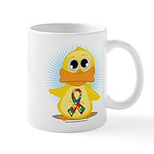 Autism Duck Mug