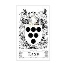 Lacey Sticker (Rectangular)