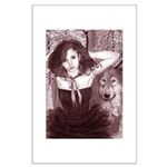Little Red Riding Hood Large Poster