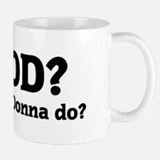 What would Donna do? Mug