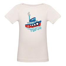 Tug Life Tugboat Tee