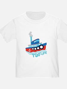 Tug Life Tugboat T