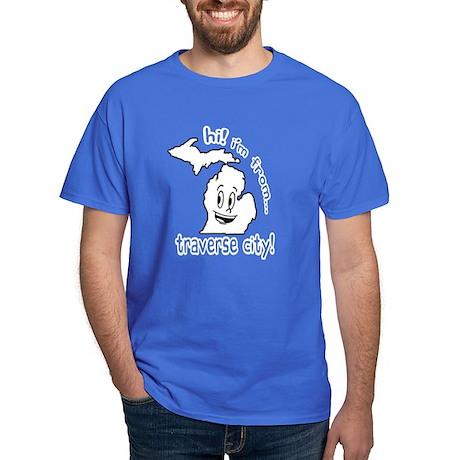 I'm from Traverse City! - Dark T-Shirt