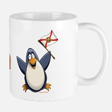 Florida Penguin Mug