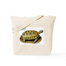 Russian Tortoise Tote Bag