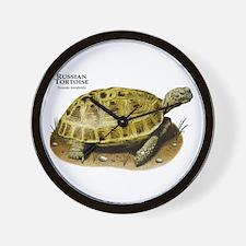 Russian Tortoise Wall Clock