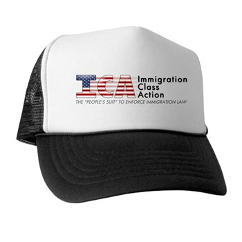 Immigration Class Action Trucker Hat