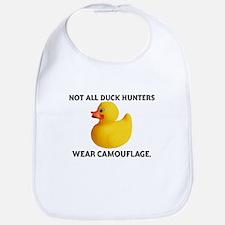 Not All Hunters Wear Camo. Bib