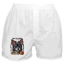 Halloween Nightmare Chihuahua Boxer Shorts