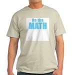 Do the Math Ash Grey T-Shirt