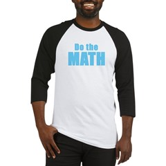 Do the Math Baseball Jersey