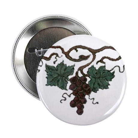 "Grapes 2.25"" Button (10 pack)"