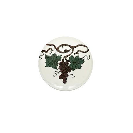 Grapes Mini Button (10 pack)
