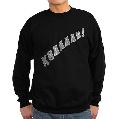 Khaaaan! Sweatshirt (dark)