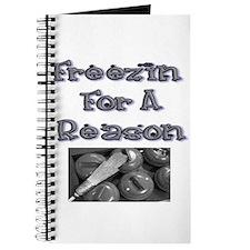 Freezin for a Reason Journal