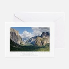 Yosemite Valley Greeting Cards (Pk of 10)