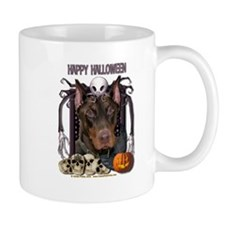 Halloween Nightmare - Dobie Mug
