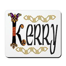 Kerry Kells Initial Mousepad