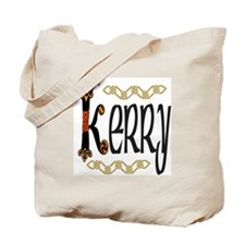 Kerry Kells Initial Tote Bag