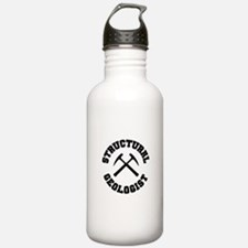 Structural Geologist Water Bottle