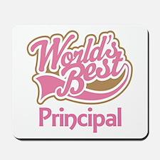 Worlds Best Principal Mousepad