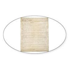 Funny Us constitution Decal