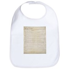 Cute Founding fathers Bib