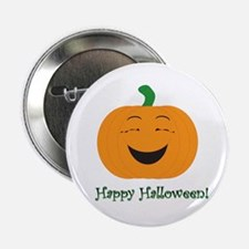 """Happy Halloween 2.25"""" Button (100 pack)"""