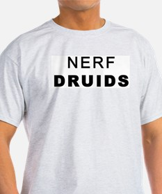 Funny Alliance druid T-Shirt