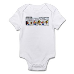 0371 - Did you learn a lot? Infant Bodysuit