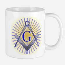 Cute Freemasonry Mug