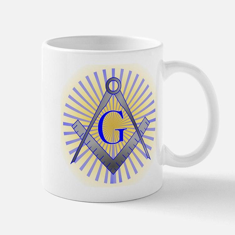 Cute Freemasons Mug
