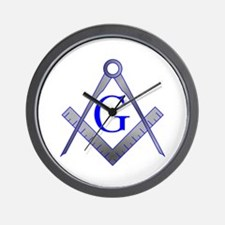 Masonic Wall Clock V2