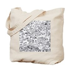 mini trips1&2 Tote Bag