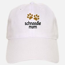 Cute Schnoodle Mom Baseball Baseball Cap