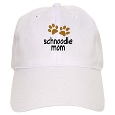 Cute Schnoodle Mom Baseball Cap
